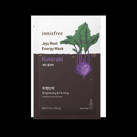 Jeju Root Energy Mask [Kohlrabi]