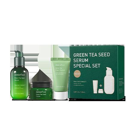 Green Tea Seed Serum Special Set